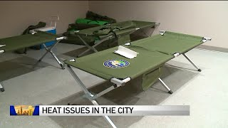 Cook County courthouses serve as 24 hour cooling centers