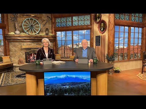Charis Daily Live Bible Study: Greg Mohr - January 25, 2021