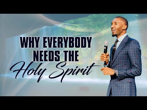 Why Everybody Needs The Holy Spirit  Prophet Passion Java