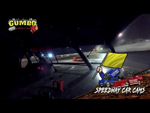 #292 Chase Shoemake - Open Wheel - Gumbo Nationals 10-2-20 Greenville Speedway - dirt track racing video image
