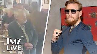 Conor McGregor's Punch Victim Speaks! | TMZ Live