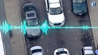 Radio calls reveal tense, chaotic situation during Philadelphia active shooter incident
