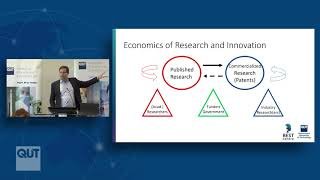 Mapping the Global Influence of Published Research on Industry and Innovation - Prof. Uwe Dulleck