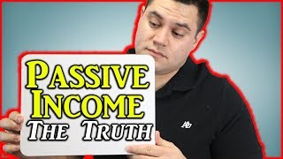 The Truth About Passive Income On YouTube