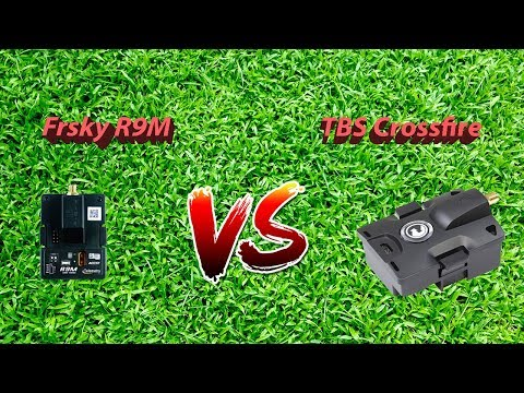 Frsky R9M Review and range test VS TBS Crossfire micro - UC8aockK7fb-g5JrmK7Rz9fg