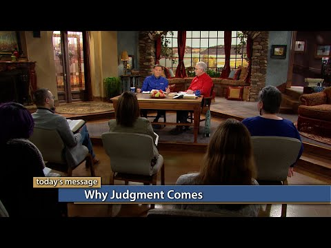 Why Judgment Comes