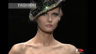 ARMANI PRIVE' Haute Couture Fall 2007 2008 Paris - Fashion Channel