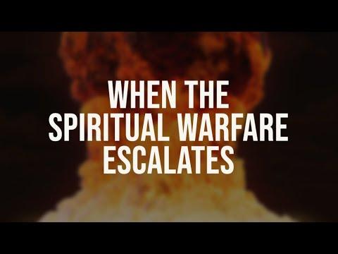 When the Spiritual Warfare Escalates (Q&A)