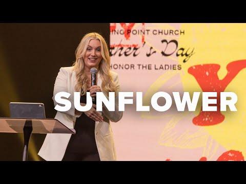 Sunflower  Pastor Charla Turner