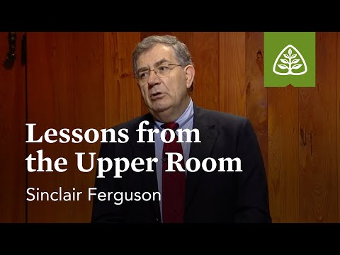 Jesus Final Lesson before the Cross