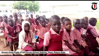 Inside Plateau primary schools where pupils learn under trees, in dilapidated structures