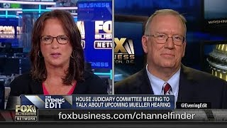 House Judiciary Committee Meet To Talk About Upcoming Mueller Hearing