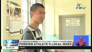 Liu's courtcase adjourned, athlete allegedly conned and stranded in Kenya