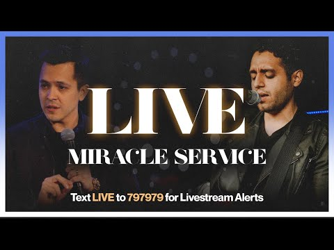 Miracle Service  Southern California Outpouring LIVE from Orange, CA
