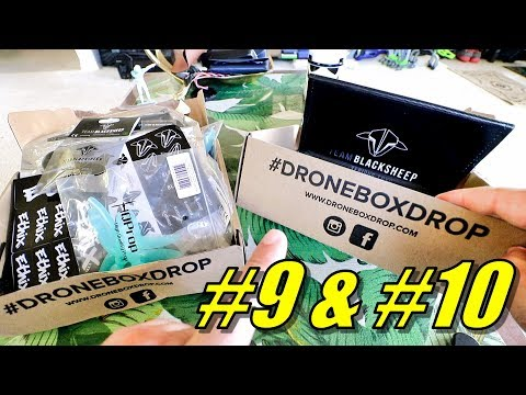 Drone Drop #9 & #10 Unboxing  - UCVQWy-DTLpRqnuA17WZkjRQ
