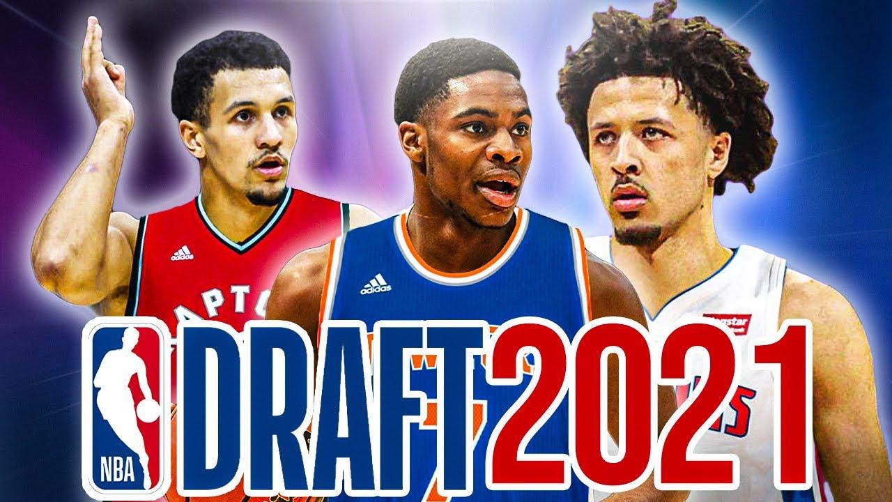 SIXRINGSOFSTEEL'S OFFICIAL 2021 NBA MOCK DRAFT