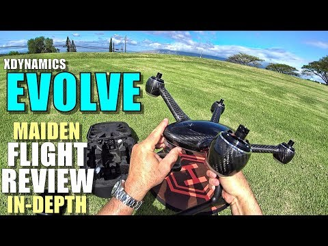 Xdynamics EVOLVE Maiden Flight Test Review - [In-Depth with Range Test, Pros & Cons + BEE ATTACK!] - UCVQWy-DTLpRqnuA17WZkjRQ