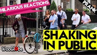 Protein Shaker Prank Can Cause Hilarious Reactions