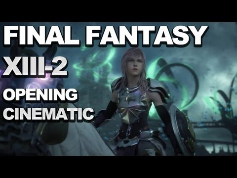 Final Fantasy XIII-2 - Opening Cinematic - UCKy1dAqELo0zrOtPkf0eTMw