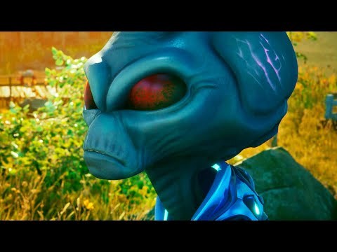 Destroy All Humans Remake - 15 Minutes Of Cinematics And Extended Gameplay Demo | E3 2019 - UCbu2SsF-Or3Rsn3NxqODImw