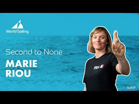 Marie Riou | Second to None: International Women's Day 2019