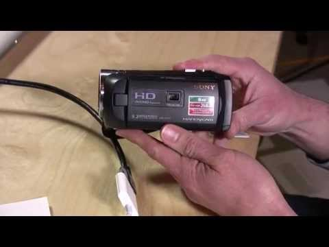 Sony Handycam HDR-PJ275 Review - HD Video Camera with Built in Projector - UCymYq4Piq0BrhnM18aQzTlg