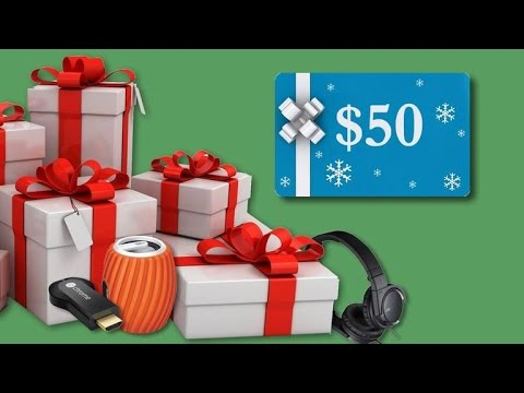 CNET Top 5 - Tech gifts under $50 - UCOmcA3f_RrH6b9NmcNa4tdg