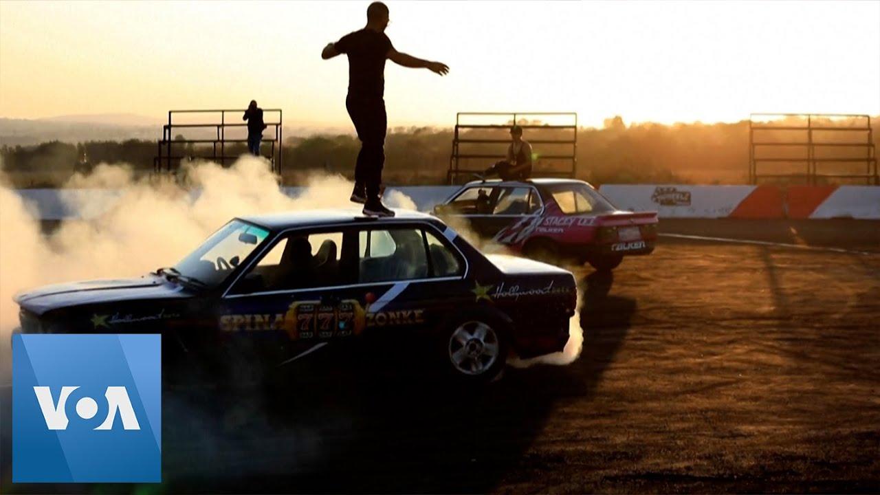 Car Spinning Returns to South Africa After Coronavirus Hiatus