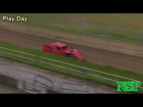 May 30, 2020 Modifieds Play Day Part 1 Grays Harbor Raceway - dirt track racing video image