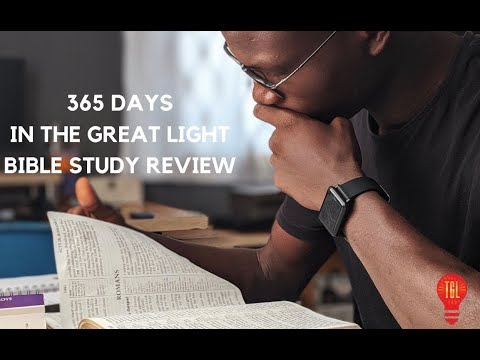 THE GREAT LIGHT BIBLE STUDY REVIEW  WEEK 24  DAVID OYEDEPO JNR