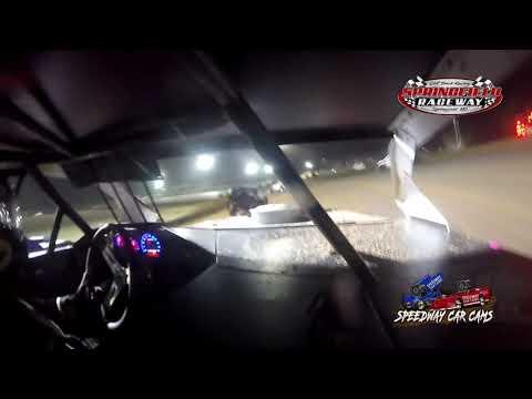 #12X Darren Burt - Midwest Mod - 9-5-2021 Springfield Raceway - In Car Camera - dirt track racing video image