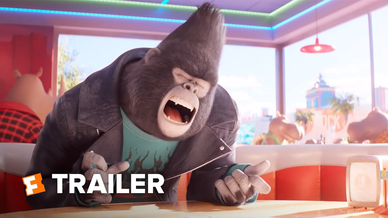 Sing 2 Trailer #1 (2021)   Movieclips Trailers