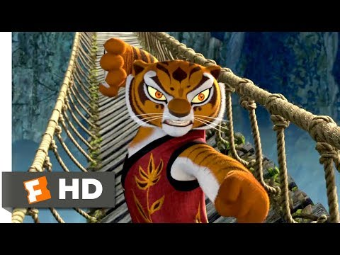 Kung Fu Panda (2008) - Our Battle Will Be Legendary! Scene (7/10) | Movieclips - UC3gNmTGu-TTbFPpfSs5kNkg