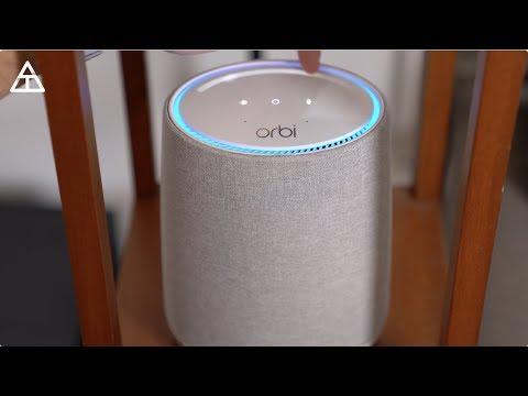 NetGear Orbi Voice Review: Router & Smart Speaker Combo! - UCbR6jJpva9VIIAHTse4C3hw