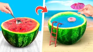 12 Amazing Watermelon Ideas And Pranks