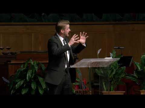 Sermon - 10/20/2019 - Pastor Ben Anderson - Christ Church Nashville