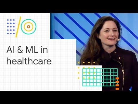 Bringing AI and machine learning innovations to healthcare (Google I/O '18) - UC_x5XG1OV2P6uZZ5FSM9Ttw