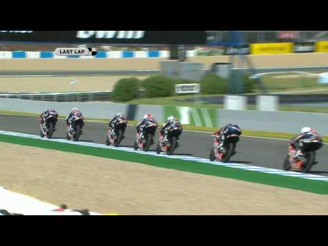 Red Bull MotoGP Rookies Cup 2010 - Highlights - Jerez, Spain - UCblfuW_4rakIf2h6aqANefA