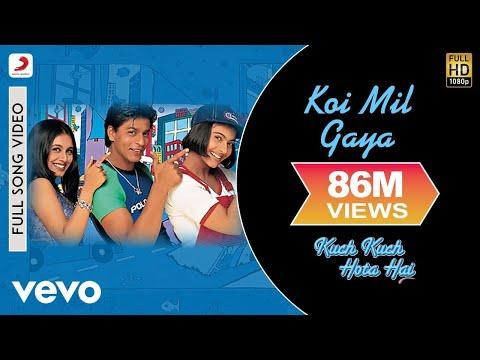 Koi Mil Gaya - Kuch Kuch Hota Hai |Shahrukh | Kajol | Rani - default
