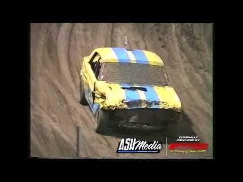 Stock Standard: A-Main - Archerfield Speedway - 06.09.1997 - dirt track racing video image