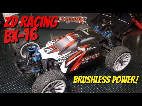 ZD Racing BX-16 Brushless RC Car-RTR - UCNUx9bQyEI0k6CQpo4TaNAw
