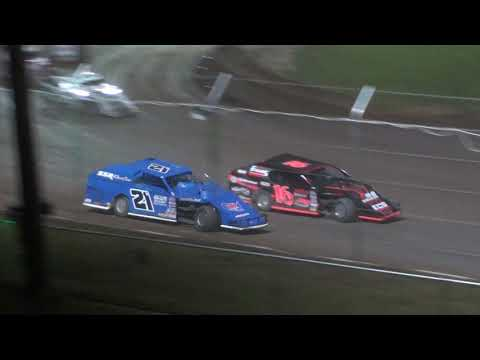 Legendary Midwest Mod Feature 1 Friday - Cedar Lake Speedway 09/17/2020 - dirt track racing video image