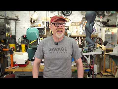 Adam Savage needs your help for his next build!