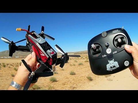 Redcat Carbon 210 RTF FPV Racing Drone Flight Test Review - UC90A4JdsSoFm1Okfu0DHTuQ