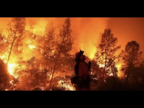 Breaking Massive Apocalyptic Wildfires Burning Several Communities In Holy Land