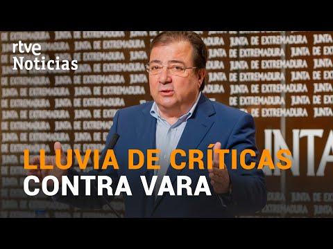 FERNÁNDEZ VARA se disculpa: «No tengo NINGUNA DUDA sobre las VACUNAS»   RTVE Noticias