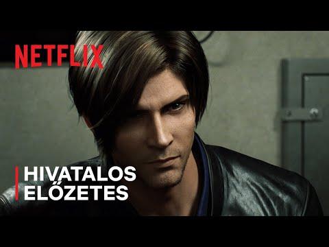 A kaptár: Végtelen sötétség   Hivatalos előzetes   Netflix