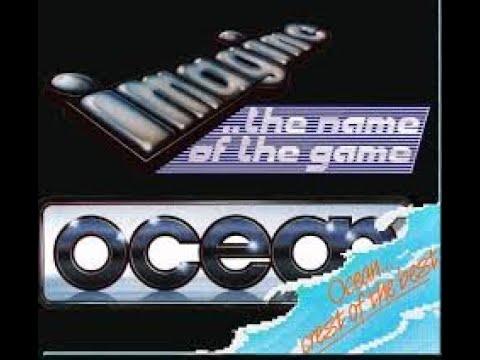 C64 para Sinvers - Las Pantallas de Carga OCEAN - C64 Real 50 Hz