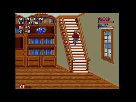 [*Home Alone Mega Drive Fullgameplay*]