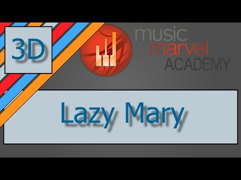 Method 3D Lazy Mary